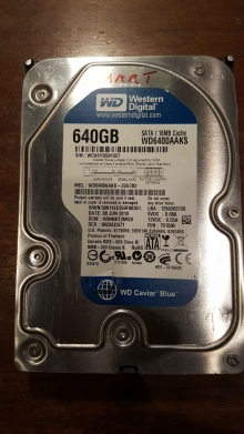 WD6400AAKS-22A7B2