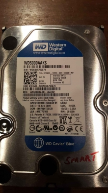 WD5000AAKS-75A7B2