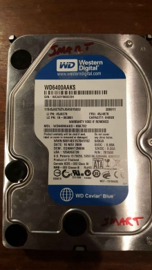 WD6400AAKS-08A7B2
